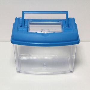 fauna box small 23 5 x 15 x 16 5 cm transportbox mit. Black Bedroom Furniture Sets. Home Design Ideas
