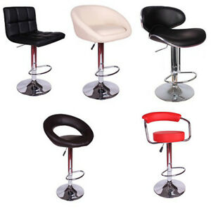 Faux Leather Breakfast Kitchen Bar Stool Casino/Cuban/Eclipse/Venus & Zenith
