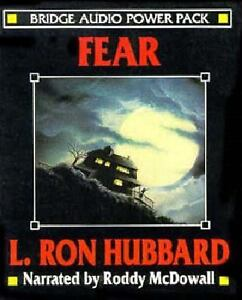 Fear by L. Ron Hubbard (1995, Cassette, ...