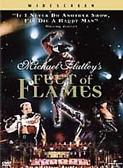 Feet Of Flames (DVD, 2001)