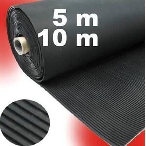 Feinriefenmatte-Isoliermatte-Gummimatte-3mm-Riefenmatte-Gummi-Isolier-Matte