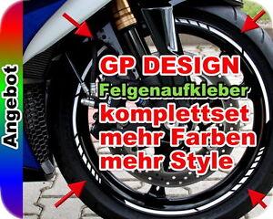 Felgenrandaufkleber-GP-Design-STYLE-NEU-fuer-Motorrad-Auto-Felgenaufkleber-NEW