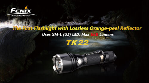 Fenix TK22 Cree XM-L U2 18650 650lm LED Flashlight U.S. Seller! in Sporting Goods, Outdoor Sports, Camping & Hiking | eBay