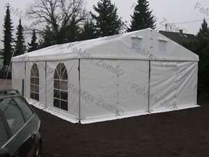 Festzelt-Partyzelt-Vereinszelt-6x9m-2x-Sprossenfenster-4x-Giebellueftung