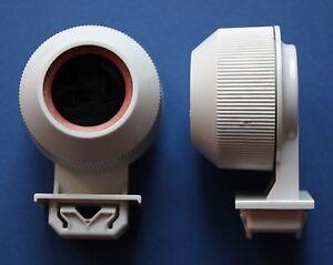 feuchtraumfassung schutzfassung fassung f r t8 leuchtstofflampe leuchtstoffr hre ebay. Black Bedroom Furniture Sets. Home Design Ideas