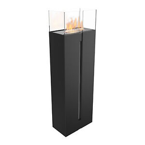 feuerstelle bio ethanol kamin bioethanol gelkamin chemin e stahl glas neu ebay. Black Bedroom Furniture Sets. Home Design Ideas