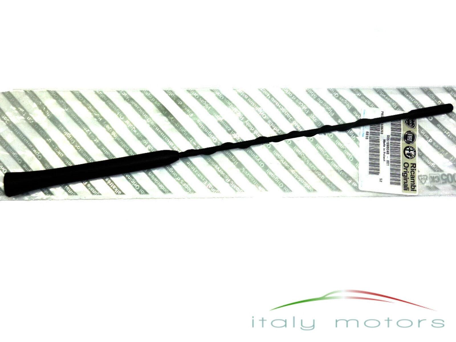 fiat grande punto evo 500 abarth original antennenleiter antenne m5 51896048 ebay. Black Bedroom Furniture Sets. Home Design Ideas