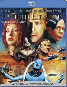 The Fifth Element (Blu-ray Disc, 2007, C...