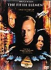 The Fifth Element (DVD, 1997, Jewel Case...