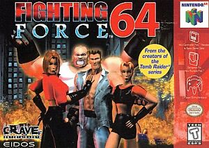 Fighting Force 64  (Nintendo 64, 1999)