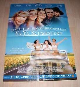 Filmposter-A1-D-Goettl-Geheimnisse-der-Ya-Ya-Schwestern