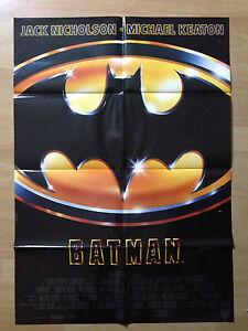 Filmposter-Kinoplakat-A1-Batman-1989-Michael-Keaton-Kim-Basinger-B