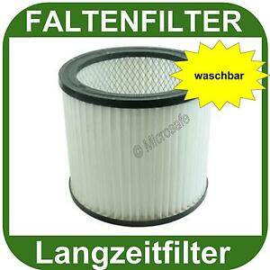 filter zu einhell th vc 1930 sa te vc 2230 sa faltenfilter waschbaar thvc. Black Bedroom Furniture Sets. Home Design Ideas