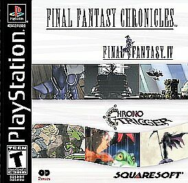 Final Fantasy Chronicles: Final Fantasy ...