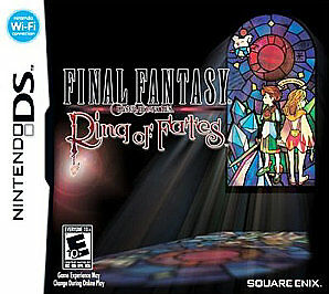 Final Fantasy Crystal Chronicles: Ring o...