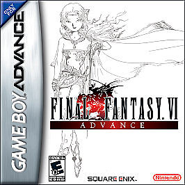 Final Fantasy VI Advance  (Nintendo Game...