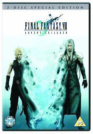 Final Fantasy VII - Advent Children (DVD...