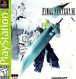 Final Fantasy VII  (Sony PlayStation 1, ...