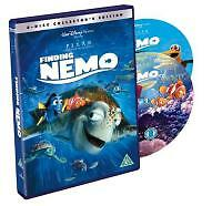 Finding Nemo (DVD, 2004, 2-Disc Set)