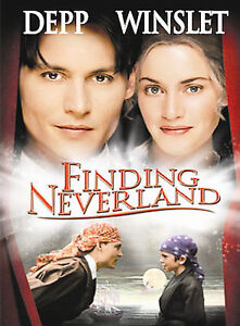Finding Neverland (DVD, 2005, Full Frame...