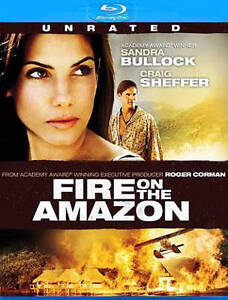 Fire on the Amazon (Blu-ray Disc, 2011)