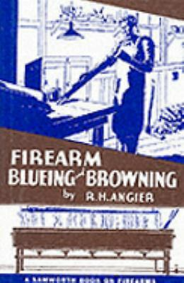 Firearm Blueing and Browning 1936, Hardcover