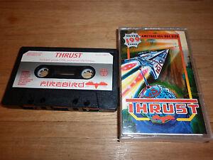 Firebird-Thrust-fuer-Amstrad-Schneider-CPC-464-664-6128-space-ship