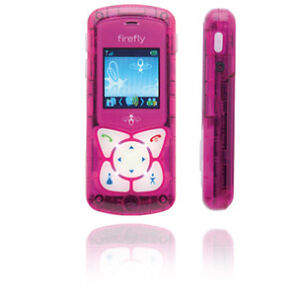 "Firefly Pink GlowPhone GSM (Factory Unlocked) "" ""slightly used"" Great for Kids in Cell Phones & Accessories, Cell Phones & Smartphones 