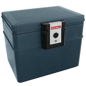 Fireproof Waterproof Document File Folder System Storage ...