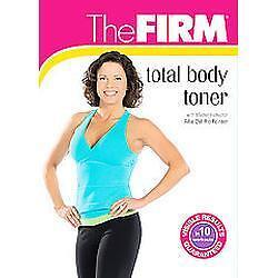 The Firm - Total Body Toner (DVD, 2007)
