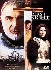 First Knight (DVD, 1997, Jewel Case)