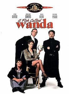 A Fish Called Wanda (DVD, 1999, Contempo...