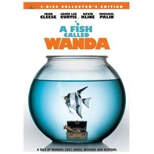 A Fish Called Wanda (DVD, 2006, 2-Disc S...
