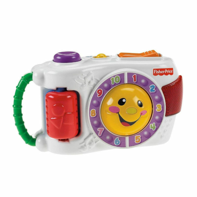 Fisher Price Baby Toys : Fisher price camera all about fish