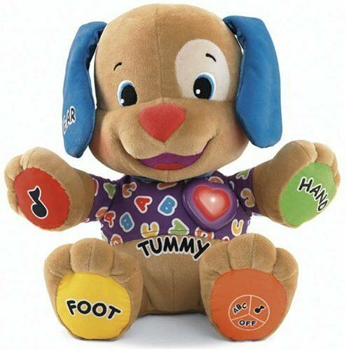 Fisher Price Laugh and N Learn Learning Musical Puppy Dog Baby Toy NIB NEW in Baby, Toys for Baby, Developmental Baby Toys | eBay