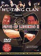Fists of Legends 2: Iron Bodyguards (DVD...