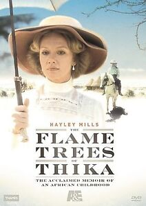The Flame Trees of Thika (DVD, 2005, 2-D...