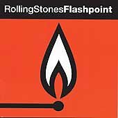 Flashpoint by The Rolling Stones (CD, Ap...