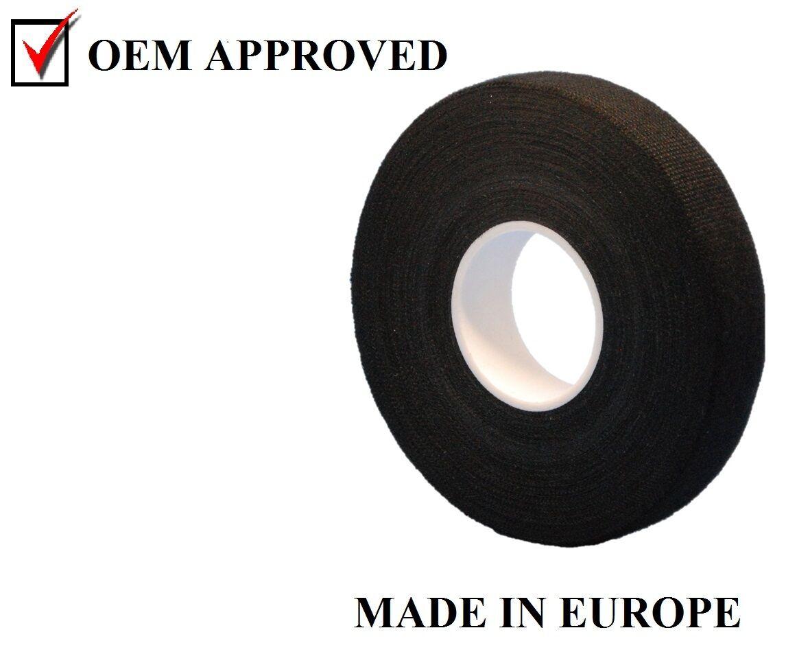 Wiring Harness Tape Pet Fleece Cloth Fuzzy Tape 19mmx25m Qty 6