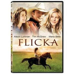 Flicka (DVD, 2009, Dual Side; Movie Cash...