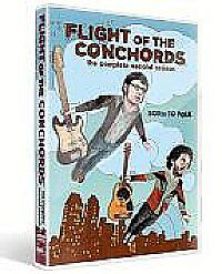 Flight Of The Conchords - Series 1 And 2...