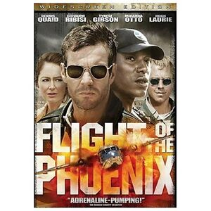Flight of the Phoenix (DVD, 2005, Englis...