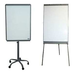 flipchart whiteboard magnetisch h henvers auf rollen oder. Black Bedroom Furniture Sets. Home Design Ideas