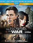 The Flowers of War (Blu-ray/DVD, 2012, C...