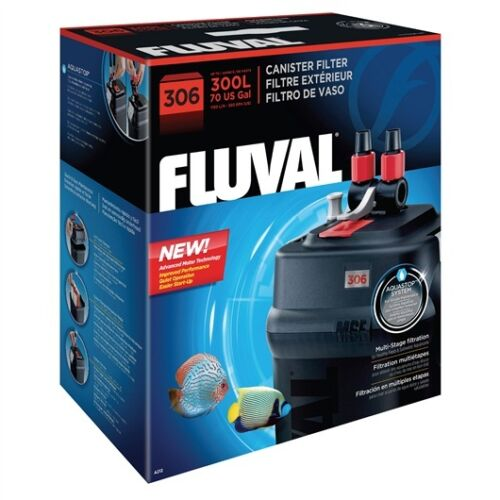 Fluval 306 Canister Filter - Up to 70 gal. in Pet Supplies, Aquarium & Fish, Filtration & Heating | eBay