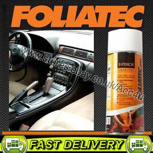 foliatec matt black car interior dashboard door plastic. Black Bedroom Furniture Sets. Home Design Ideas