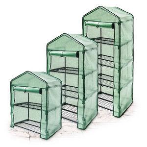 folien gew chshaus gitterplane stahlrohr 2 4 etagen garten balkon fr hbeet gr n ebay. Black Bedroom Furniture Sets. Home Design Ideas