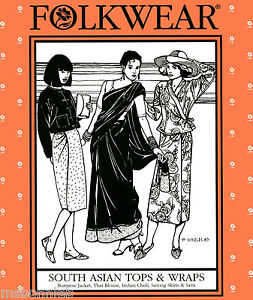 Many Patterns   FOLKWEAR SEWING PATTERNS
