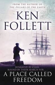 Follett-Ken-A-Place-Called-Freedom-Book