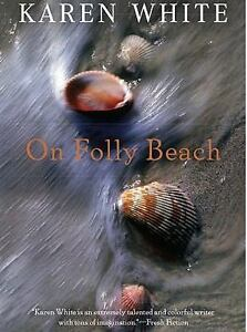 On Folly Beach by Karen White (2010, CD)